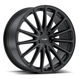 Helo HE894 Satin Black Wheel with Painted Finish