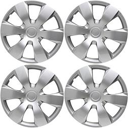 Hubcaps 16 inch Wheel Covers -  Hub Caps for 16in Wheels Rim