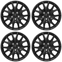 OxGord Hubcaps for Standard Steel Wheels  Wheel Covers - Sna