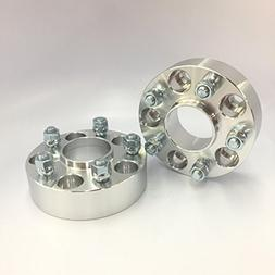 Customadeonly HUBCENTRIC Wheel SPACERS 5x114.3 5X4.5 12X1.5