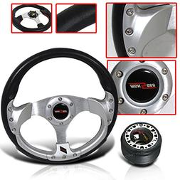 JDM SPORT ACURA INTEGRA DRAG RACE STEERING WHEEL WITH HUB AD