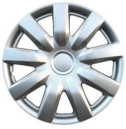 """Drive Accessories KT-985-15S/L, Toyota Camry, 15"""" Silver Lac"""