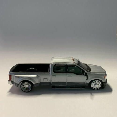 1:64 Style Dually Setup Wheels and