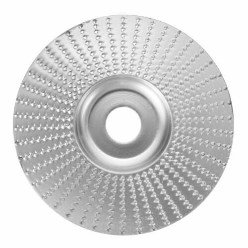 100mm Wood Sanding Carving Shaping Disc Angle Grinder/Grinding Wheel