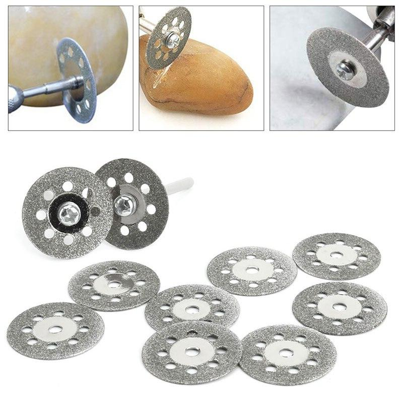 10pcs set dremel accessories diamond font b