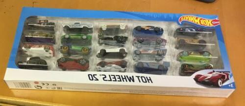 20 car gift pack styles may vary