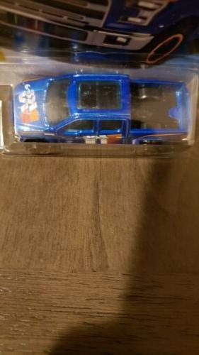 Hot Wheels 2018 Graphics Ford Blue