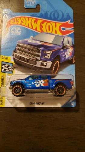 Hot Wheels Speed Graphics Ford