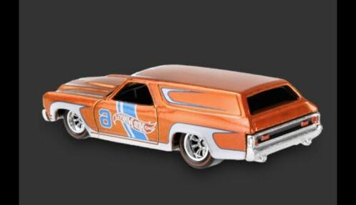 2019 Hot Wheels Chevelle Delivery In SHIPPING