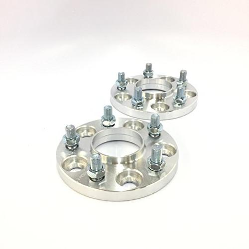 Customadeonly 5x114.3 Studs 15mm Inch Hub Infiniti 240sx 350z