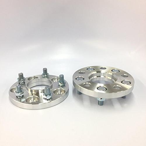 Customadeonly Studs 15mm Inch Hub Centric Infiniti Nissan 240sx