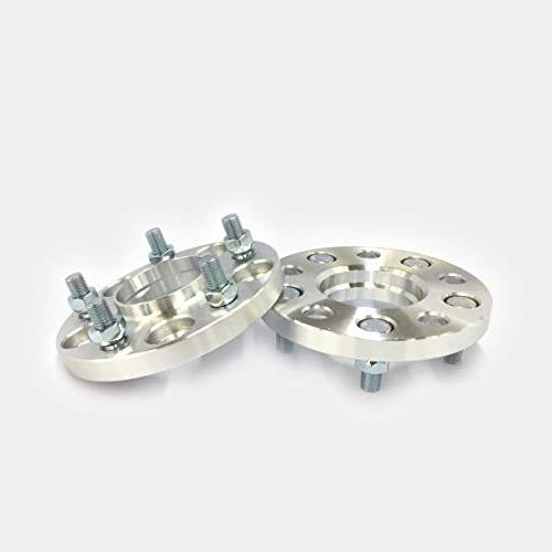 2pcs 15mm thick wheel spacers 5x114 3