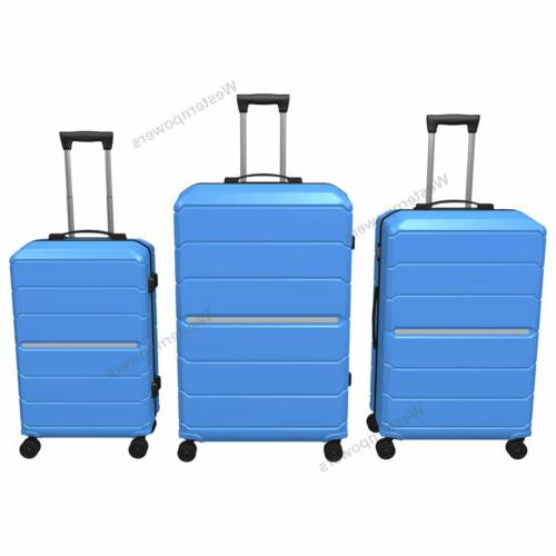 3-Piece Luggage with 20''