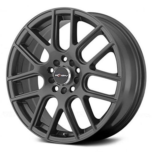426 cross gunmetal wheel with painted finish