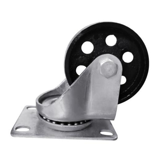 4pcs Swivel Plate Duty 440Lb Capacity