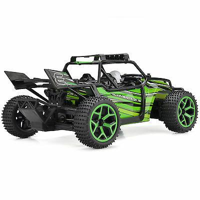 2.4Ghz 4WD 1/18 Electric RC Off Truck Vehicle Green