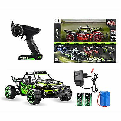 2.4Ghz 1/18 Electric RC Vehicle Green