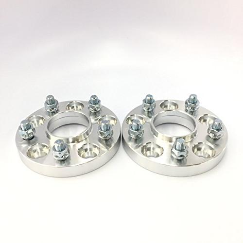 Customadeonly 2pc Spacers| 5X105 Hub