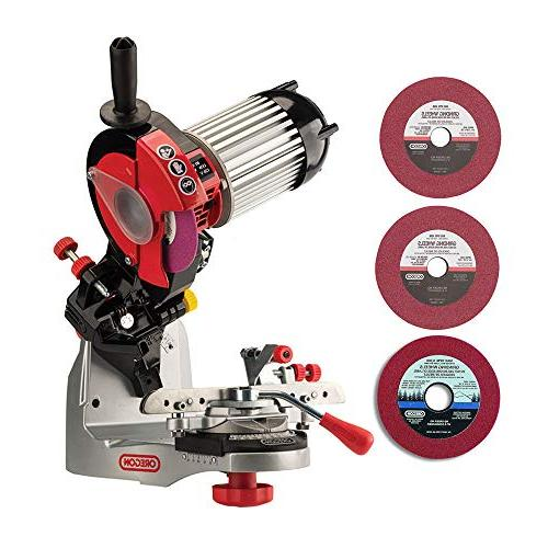 bench saw chain grinder