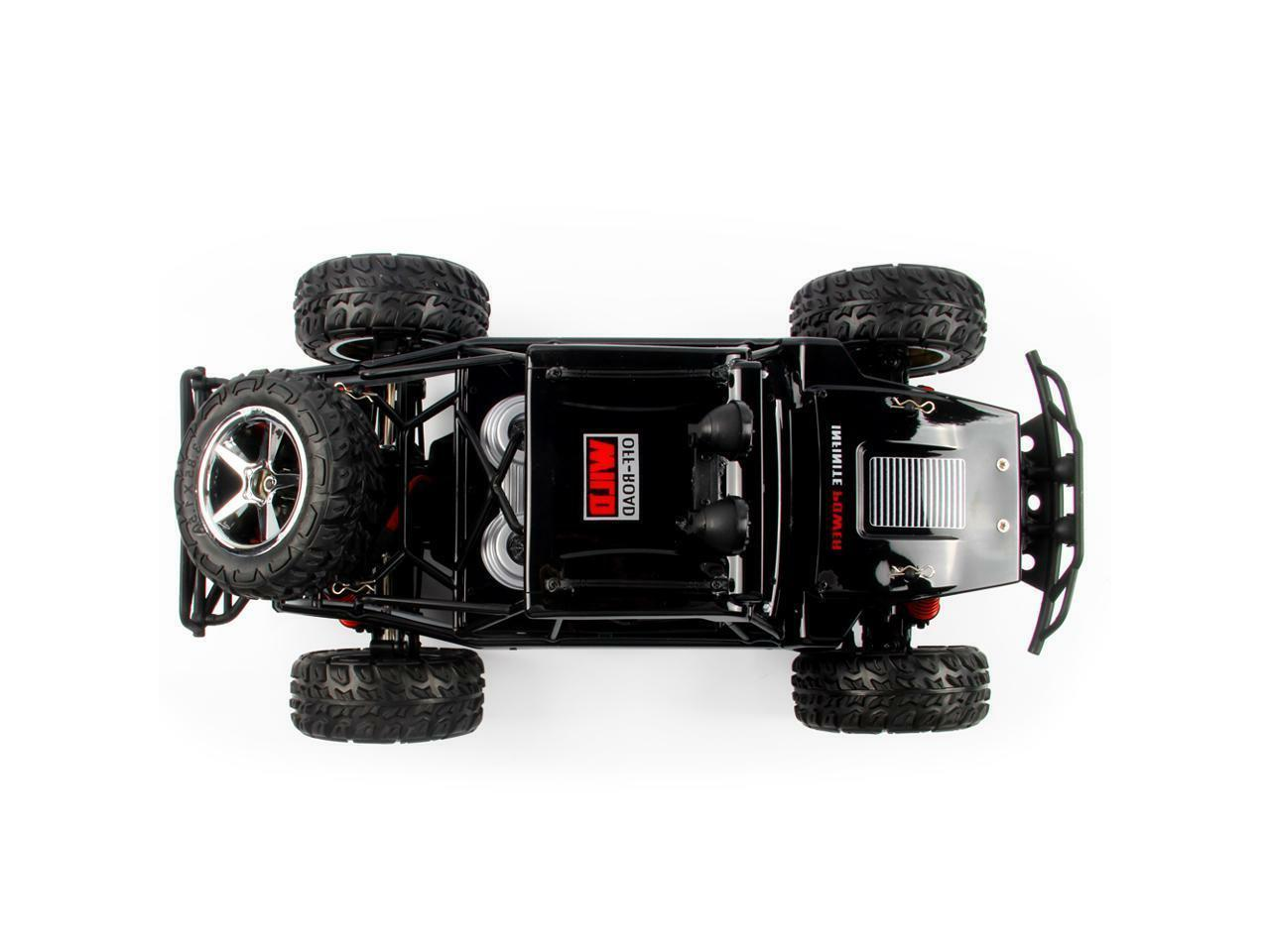 Scale Off-road Vehicle -