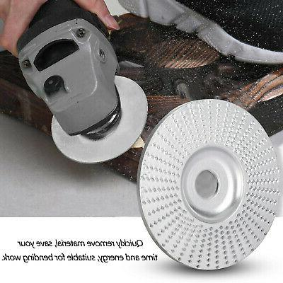 Carbide Wood Shaping Disc Angle Grinder/Grinding Wheel
