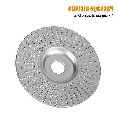 Carbide Shaping For Grinder/Grinding Wheel 100mm