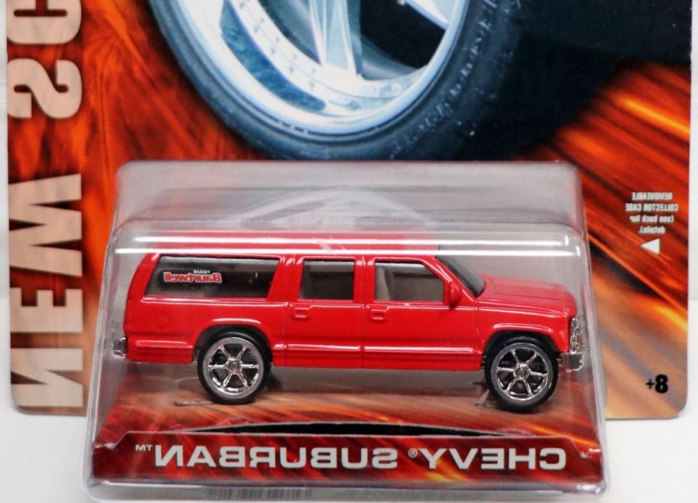 Chevy Suburban Extended Wheels Whips Team Baurtwell School