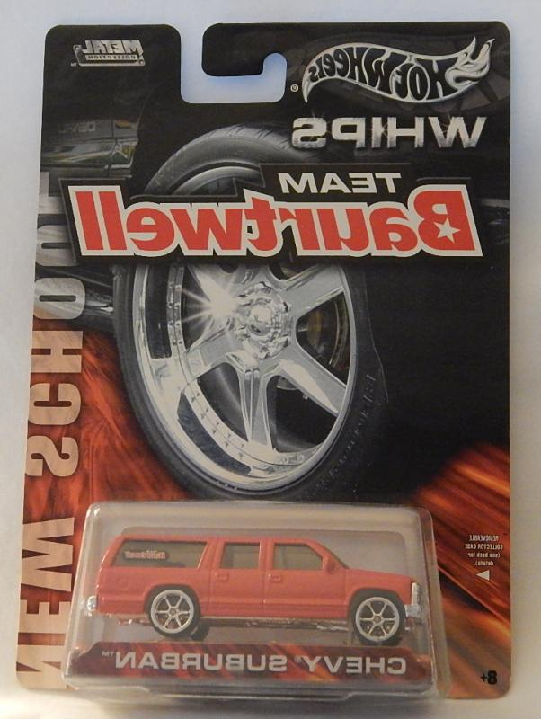 Chevy Truck Extended Hot Wheels Whips School
