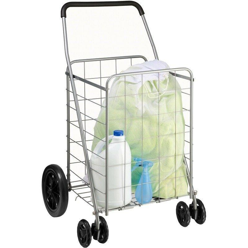 crt 01640 rolling grocery cart