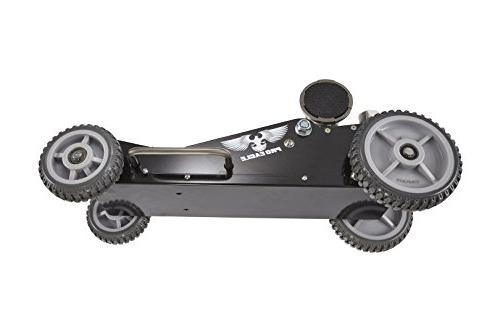 COOKE Pro Ton Big Wheel Hydraulic Off Lifted, 4WD, and Extreme