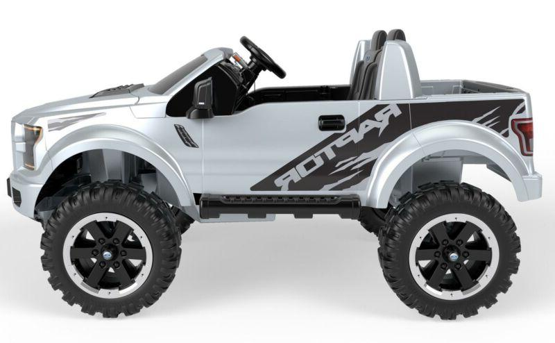 Power Wheels Ford F-150 Raptor Extreme Truck