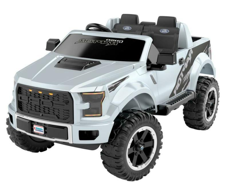 Power Ford Raptor Extreme Truck