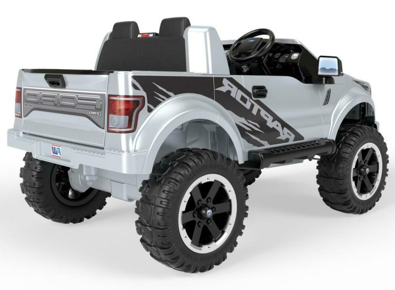 Power Ford Truck