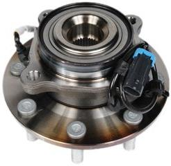 ACDelco FW339 GM Original Equipment Front Wheel Hub and Bear
