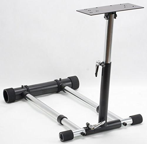 Wheel Pro G Racing Steering Stand Compatible G29 and G920 Deluxe, V2. and Pedals