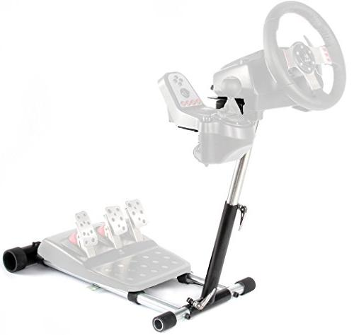 g racing steering wheel stand compatible