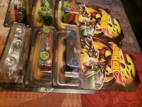 Hot Halloween 2019 Edition Set Of Cars In Holiday