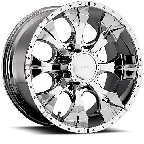 he791 maxx 17x9 8x6 5 chrome qty