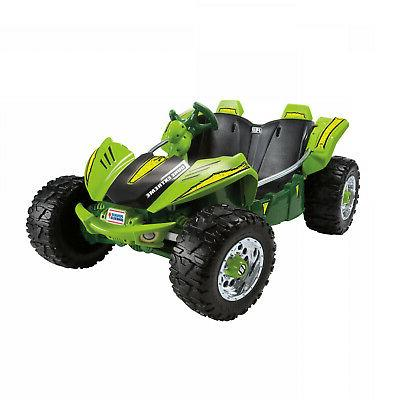 Kids Power Battery Powered Ride Dune Racer Extreme Green