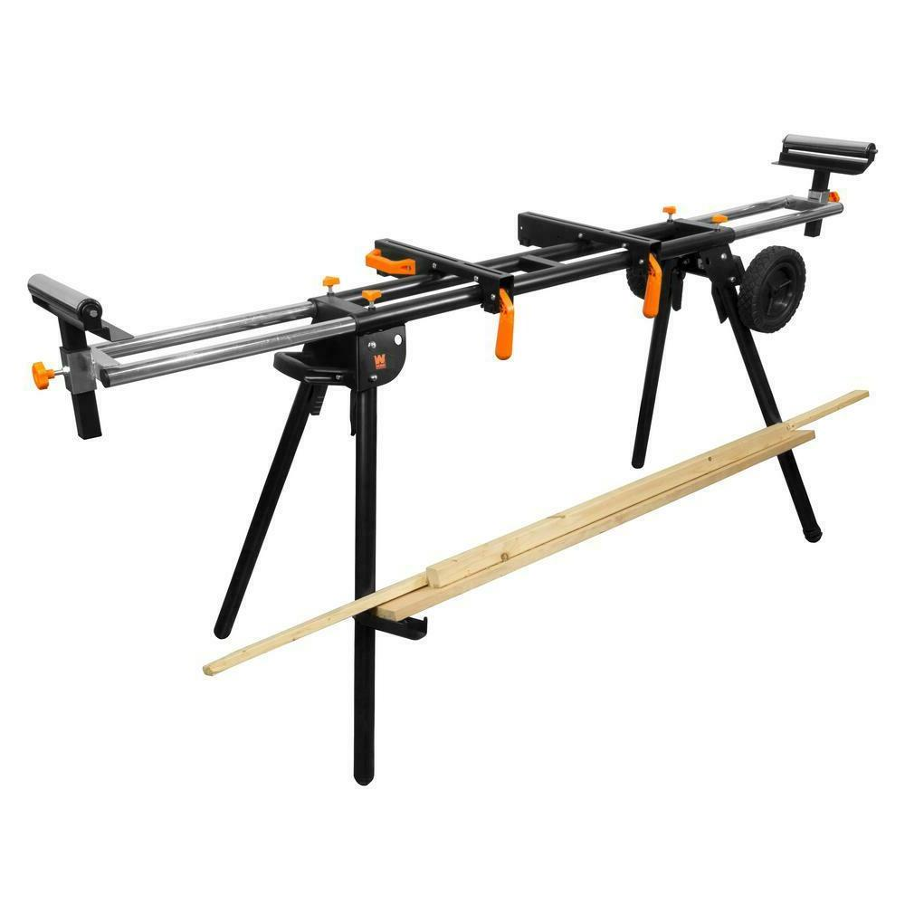 Wen Miter Saw Collapsible Rolling w