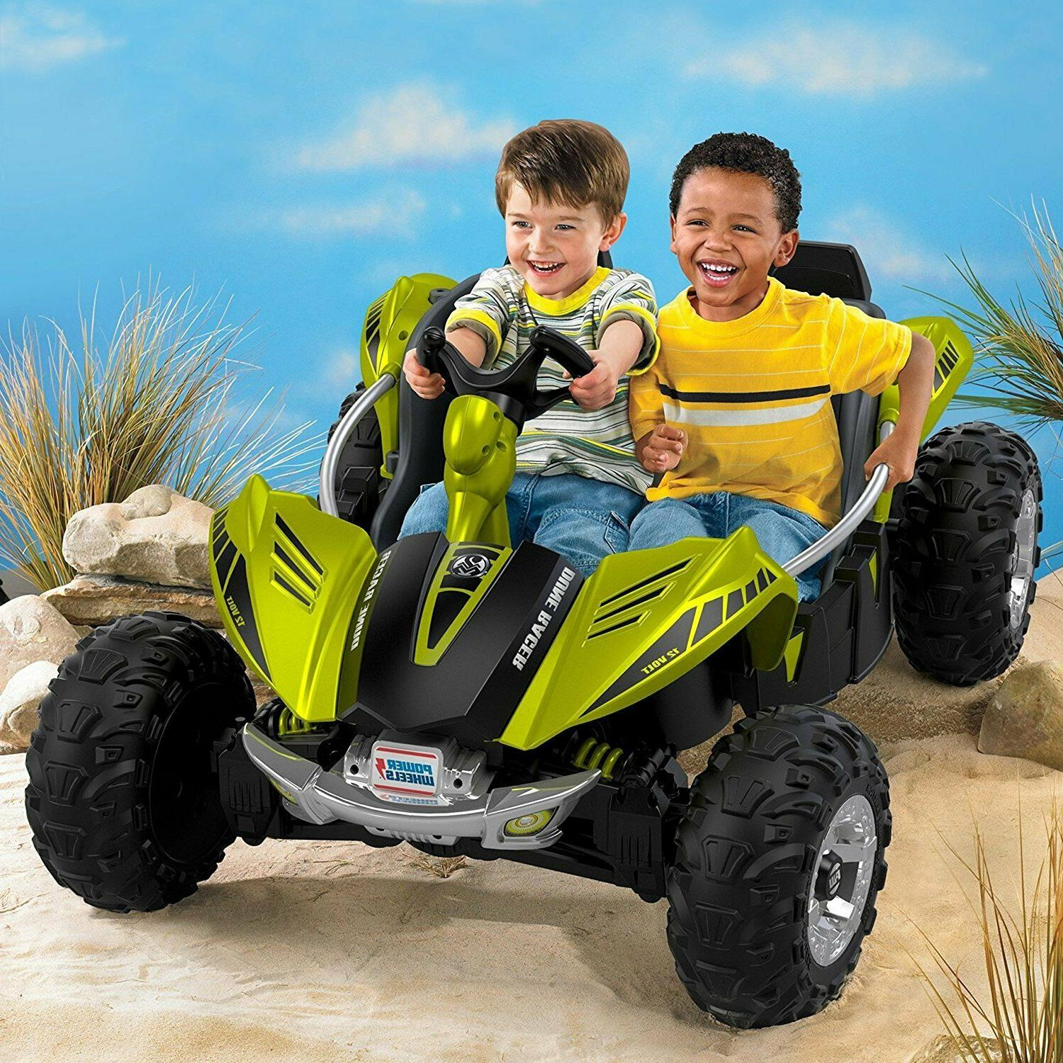 NEW Power Wheels 12 Ride Dune Racer Extreme