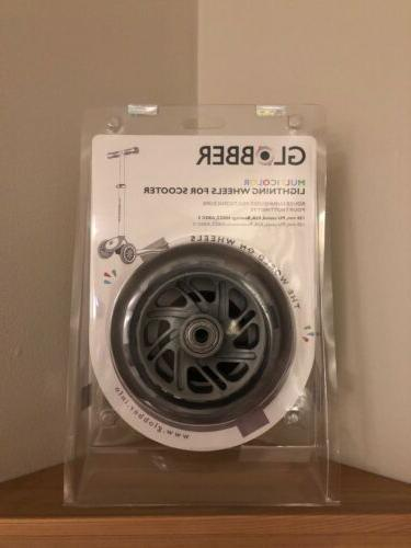 New Globber Light Replacement Wheels