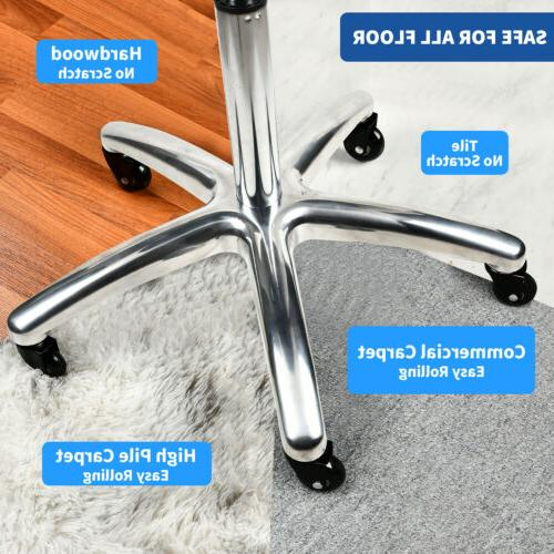 LPHY Chair 2'' Smooth Rolling Duty Black