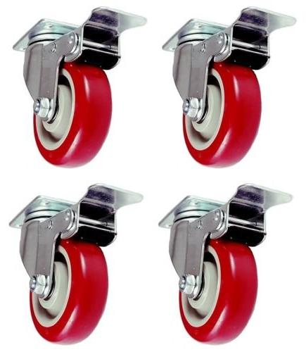 replacement wheel casters 360 swivel