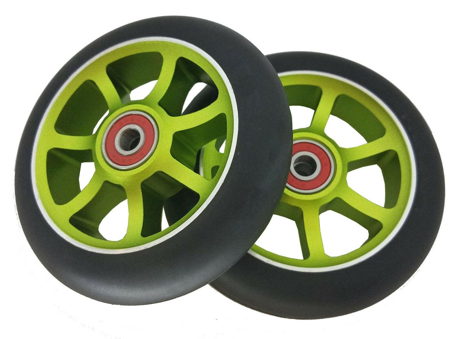Revolution Aluminum Wheels Pair