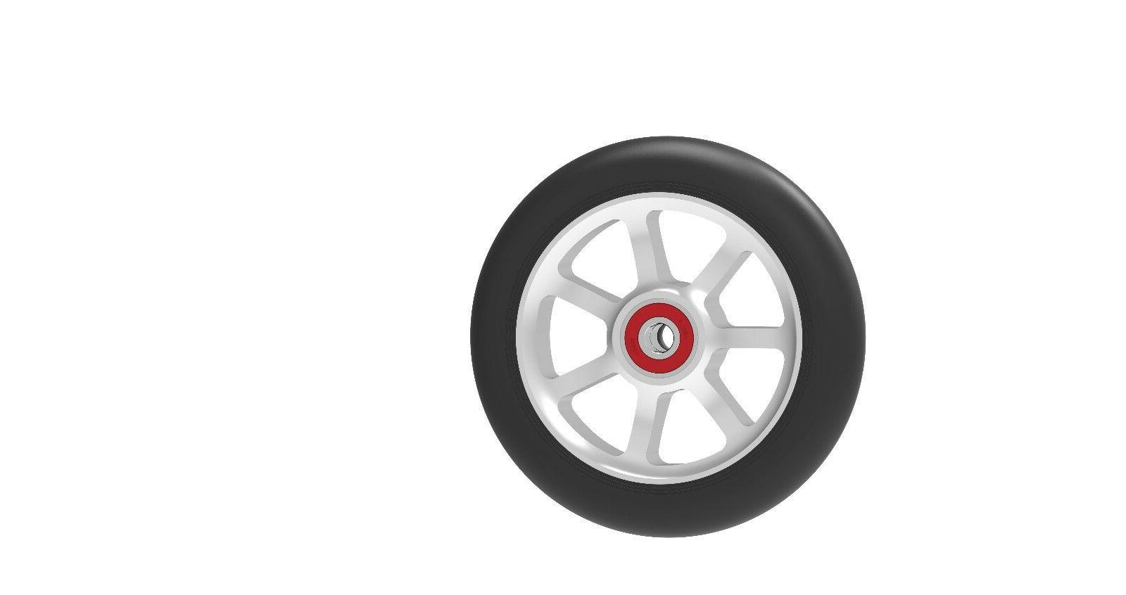 Revolution Aluminum Pro Wheels |