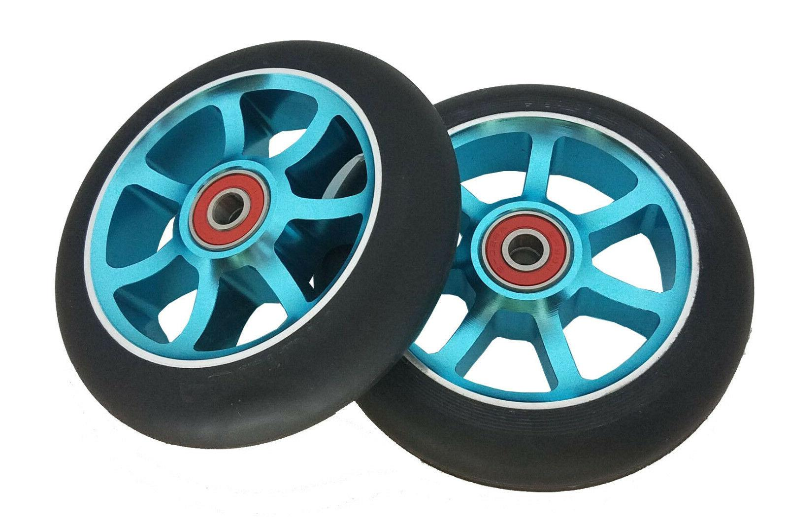 Revolution 7 Spoke Aluminum Pro Wheels | by Pair