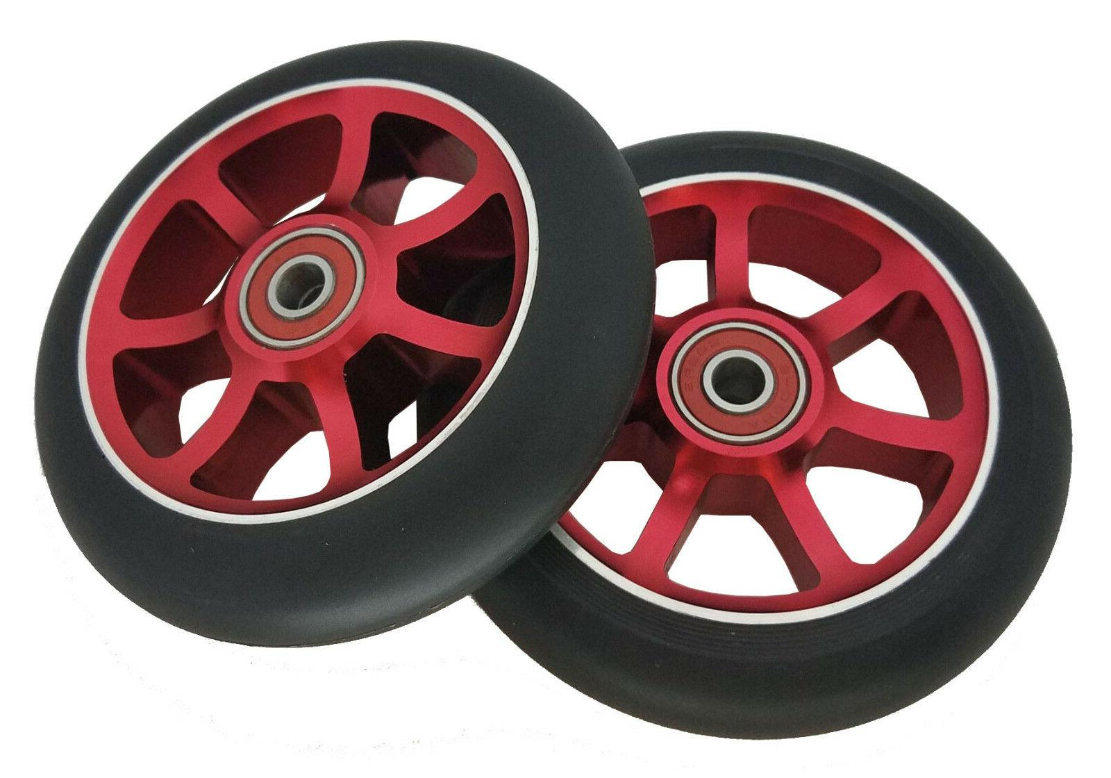 Revolution 7 Spoke Aluminum Pro Wheels | Pair