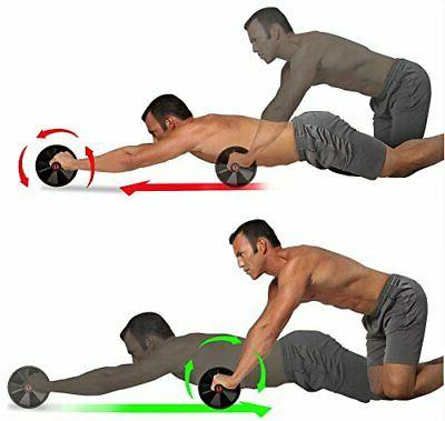 Roller Exercise Equipment Machine For Home Abs Workout Of