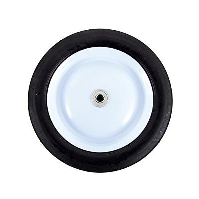 Arnold Steel Wheel with 80 lb. Load Rating - 10-Inch x 1.75-